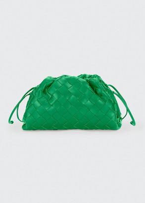 Bottega Veneta Intrecciato The Pouch Crossbody Bag