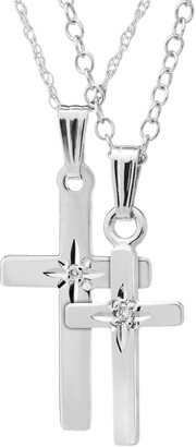 Mignonette Mother & Daughter Necklace Set
