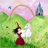 Cici Art Factory Wall Art- Princess Brunette