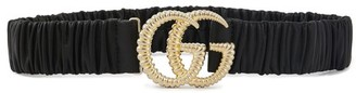 Gucci GG elasticated belt