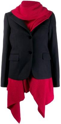 Sacai Wrap Style Jacket