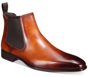Massimo Emporio Men's Chelsea Boots Men's Shoes