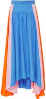 Peter Pilotto Cotton Panel Skirt