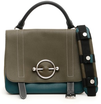 J.W.Anderson Disc Top Handle Bag