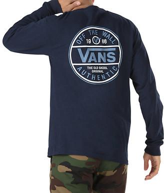 Vans Old Skool Original Long Sleeve T-Shirt