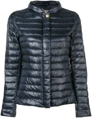 Herno Fitted Quilted Jacket