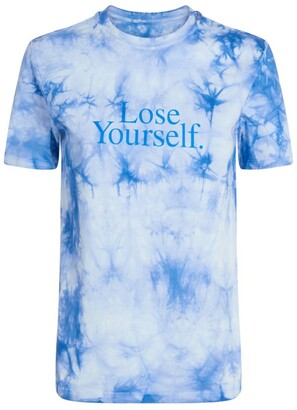 Paco Rabanne Loose Yourself Tie-Dye T-Shirt