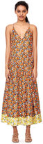 Rebecca Taylor Sleeveless Moonlight Garden Maxi Dress