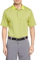 Bobby Jones Men's 'Edge Stripe - Xh20' Stretch Golf Polo