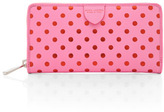 Marc Jacobs Kiki With Dots Deluxe Wallet