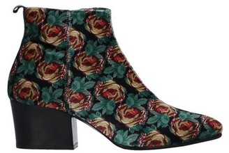LISA CORTI Ankle boots