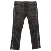 Isabel Marant Straight Leather Pants