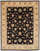 "Ecarpetgallery Hand-knotted Chobi Finest 7'11"" x 9'9"" 100% Wool Bohemian area rug"