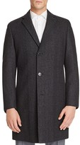 HUGO Stratus Slim Fit Topcoat