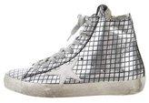 Golden Goose Deluxe Brand Francy Metallic Sneakers