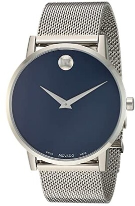 Movado Museum Classic - 0607349 (Silver) Watches