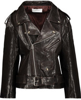 Marques Almeida Marques' Almeida Oversized Leather Jacket