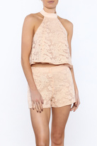 Do & Be Peaches And Cream Top
