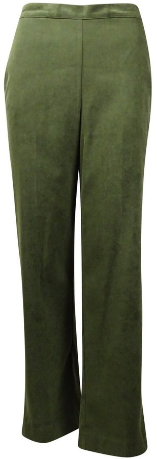 Alfred Dunner Calabria Proportioned Medium Pants in