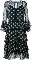Alberta Ferretti shift dress - women - Silk/Acetate/other fibers - 42