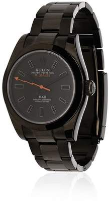 Rolex MAD Paris Oyster Perpetual Milgauss Ghost 43mm