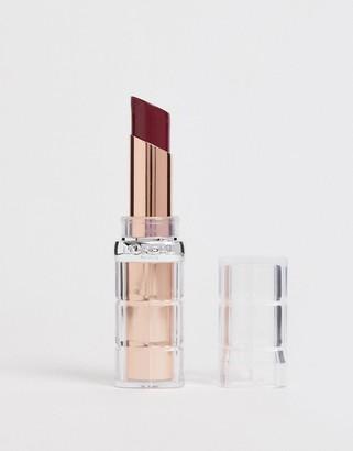 L'Oreal Color Riche Plump and Shine Lipstick 108 Wild Fig