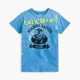 J.Crew Boys' lazy days tubing T-shirt