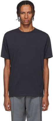 Officine Generale Navy Pigment-Dyed T-Shirt