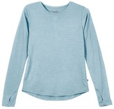 Smalls Merino Women's 100% Traceable Ultrafine Merino Top In Pacific
