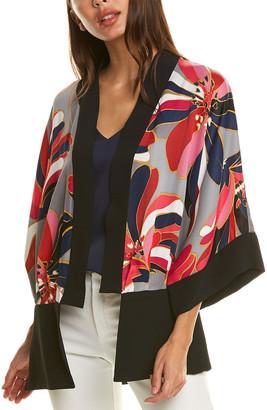 Trina Turk Enamored Kimono Jacket