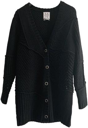 Zoe Karssen Black Wool Knitwear for Women
