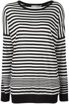 Vince striped jumper - women - Silk/Cotton/Cashmere - XS