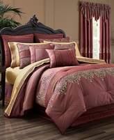 J Queen New York Ellington 4-Pc. Red Queen Comforter Set
