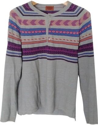 Missoni Grey Linen Knitwear for Women