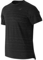 New Balance Men's Max Speed Short Sleeve Top MT63032