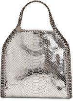 Stella McCartney Mini 3chain Falabella Metallic Bag