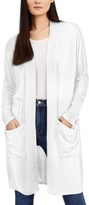 INC International Concepts Inc Earth Open-Front Cardigan, Created for Macy's