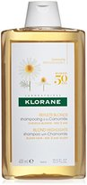 Klorane Shampoo with Chamomile - Blond Hair , 13.4 fl. oz.