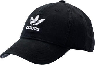 adidas Precurved Washed Strapback Hat
