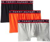 Tommy Hilfiger Men's 3-Pack Cotton Stretch Trunk