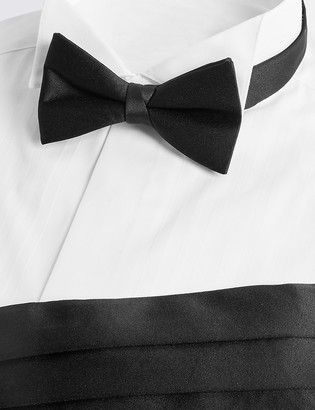 Marks and Spencer Bow Tie & Cummerbund Set