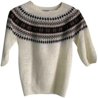 Margaret Howell Beige Wool Knitwear for Women
