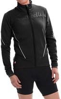 Castelli Mortirolo Cycling Jacket - Windstopper®, Full Zip (For Women)