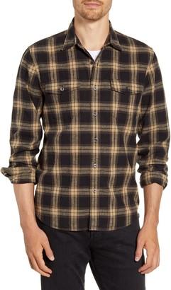 Frame Classic Fit Double Flap Pocket Shirt