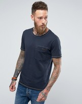 Nudie Jeans Ove Pocket T-Shirt Contrast Stitch