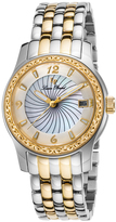 Lucien Piccard Two-Tone & Mother-of-Pearl Merrel Bracelet Watch - Women