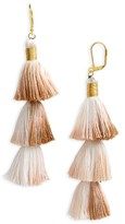 Shashi Women's Tassel Drop Earrings