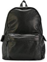 Ann Demeulemeester flap pocket backpack