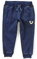 True Religion Little Boys 2T-7 French Terry Sweat Pants