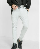 Express double knit jogger pant